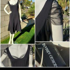 GIORGIO ARMANI THE LITTLE BLACK DRESS